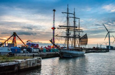 The ship in Liverpool Sound City