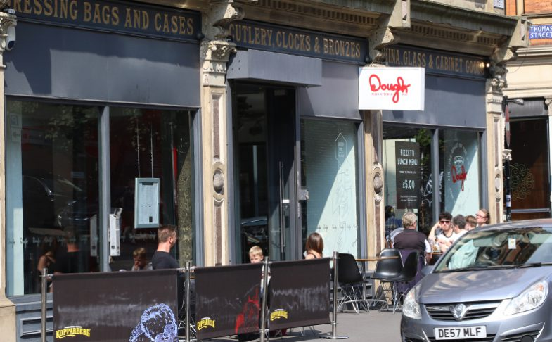 Image of Manchester's Dough Pizza Kitchen