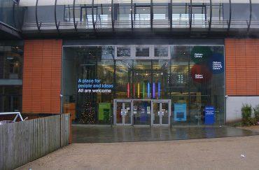 Gallery Oldham, in Oldham Cultural Quarter