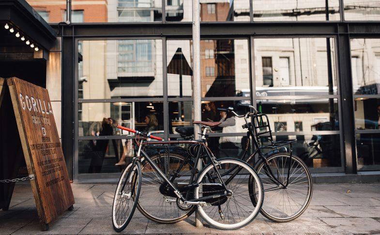 Gorilla, Whitworth street Manchester