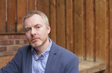 Writer Neil Campbell. Photo by Gwen Riley Jones