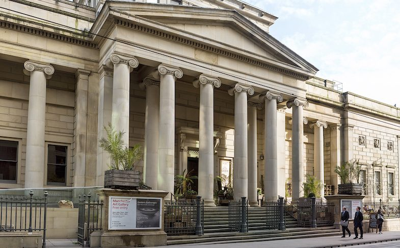 Manchester Art Gallery. Photo by Andrew Brooks