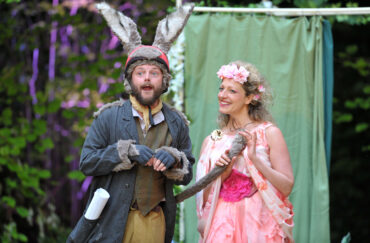 A Midsummer Night's Dream with the Octagon Theatre