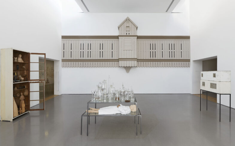 Paloma Varga Weisz: Bumped Body at the Henry Moore Institute in Leeds