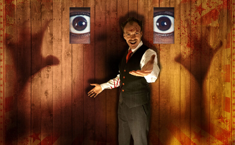 Dr Blood's Old Travelling Show at The Lowry