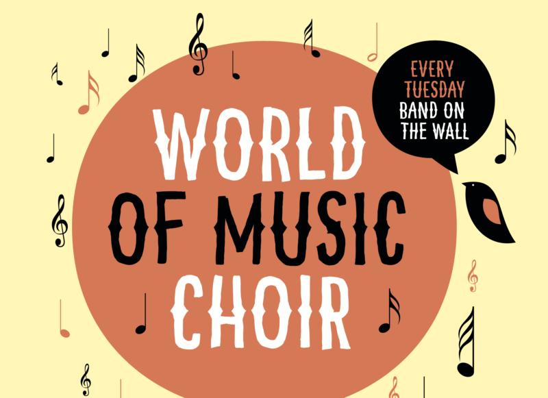 World of Music Choir (Autumn 2020)