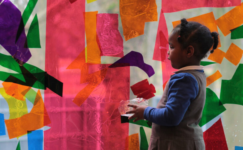 Early Years Atelier with The Whitworth