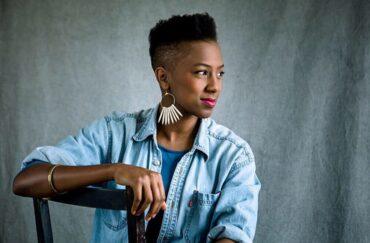 Poet Jade Anouka
