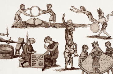 Fun and Games The Portico Library Joseph Strutt The Sports and Pastimes of the People of England