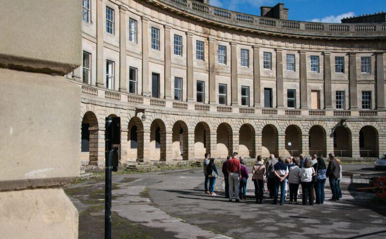 Discover Buxton Roman Tours