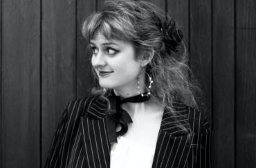 Poet Maria Sledmere.