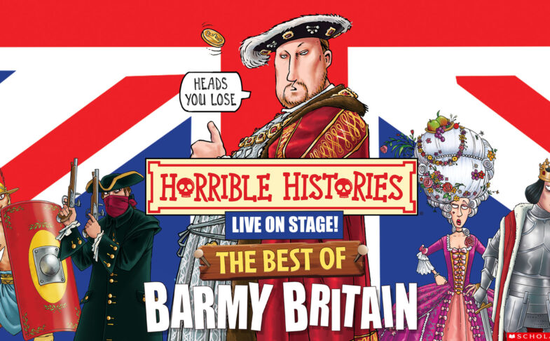 Horrible Histories Presents The Best of Barmy Britain