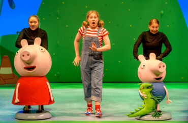 Peppa Pig's Best Day Ever at The Lowry