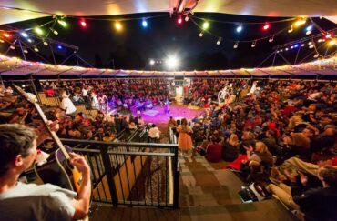 Pride and Prejudice at Grosvenor Park Open Air Theatre