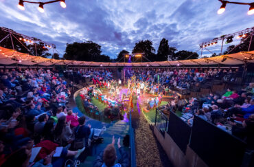 The Merry Wives of Windsor at Grosvenor Park Open Air Theatre