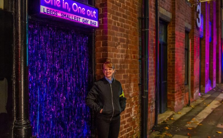 One in, One Out: Leeds' Smallest Gay Bar