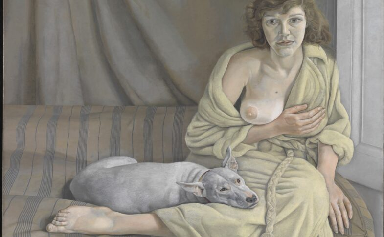 Lucian Freud: Real Lives at Tate Liverpool