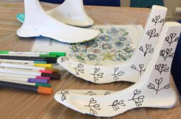 Counter-flow family friendly workshop: Identity Feet