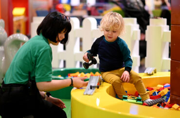 Little Play Squad Sessions at Legoland