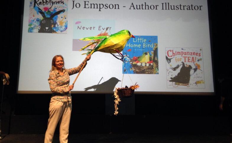 Children's Bookshow at HOME