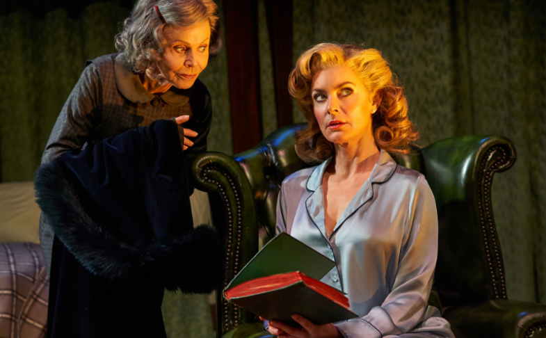 The Cat and the Canary at Manchester Opera House